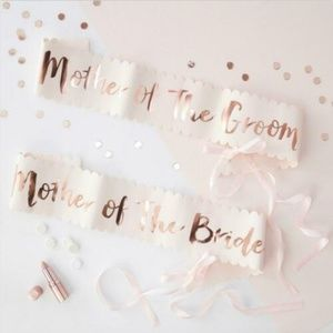 Other - mother of the bride bachelorette sash